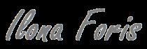 Ilona Foris Logo